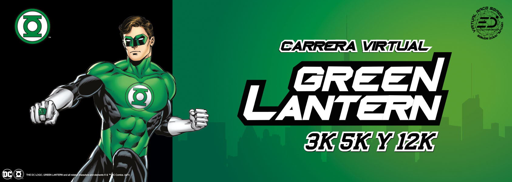 Banner-Home-The Green Lantern 2021 *12 KM*